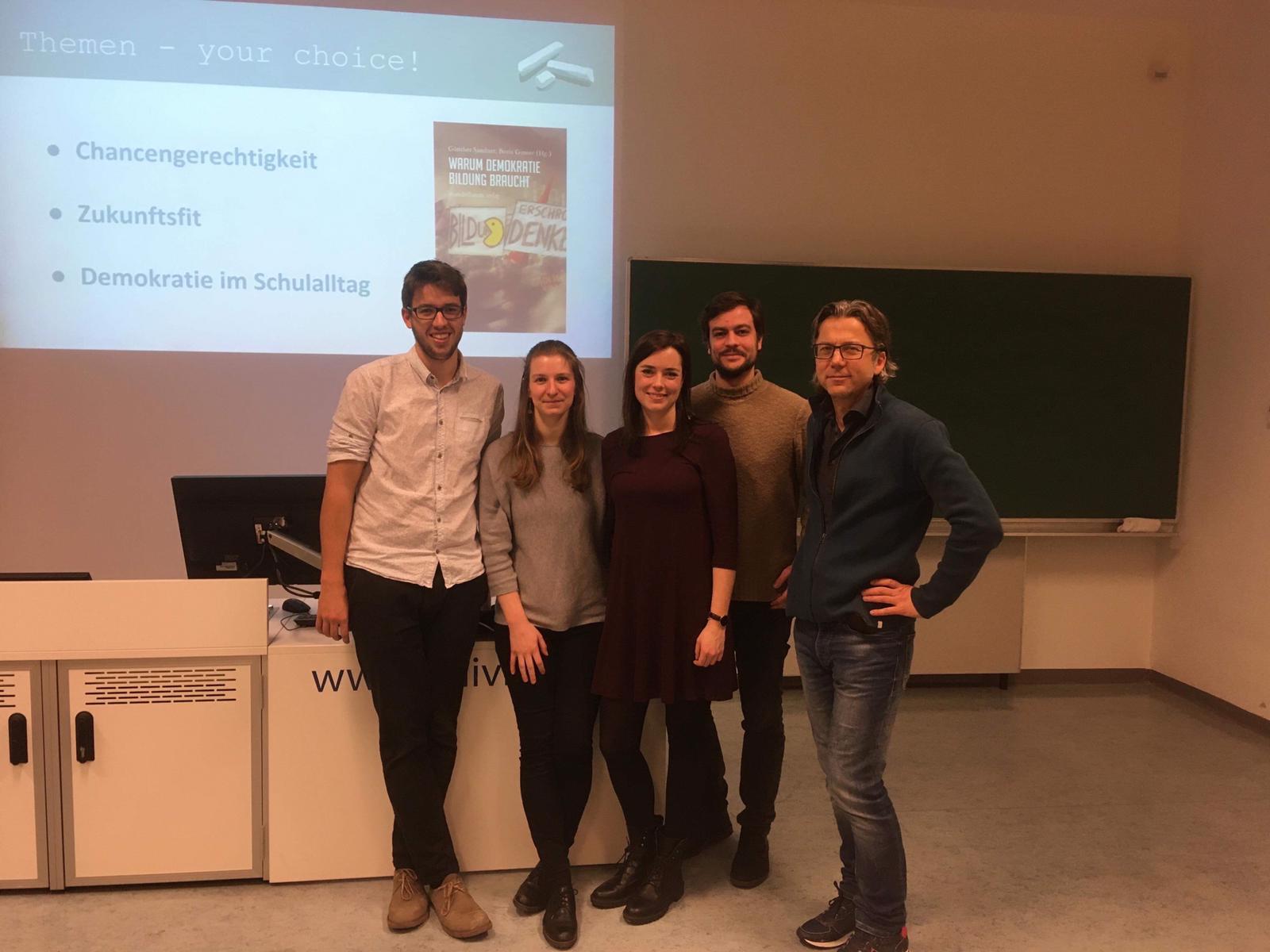 Vorlesung Uni Wien